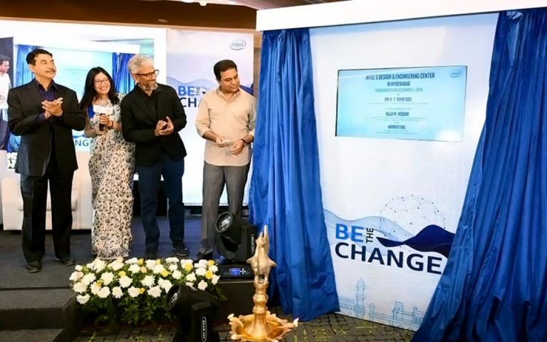 IT-Minister-Sri-KTR-formally-inaugurated-Intel-Design-and-Engineering-Centre-in-Hyderabad-02-12-2019-1