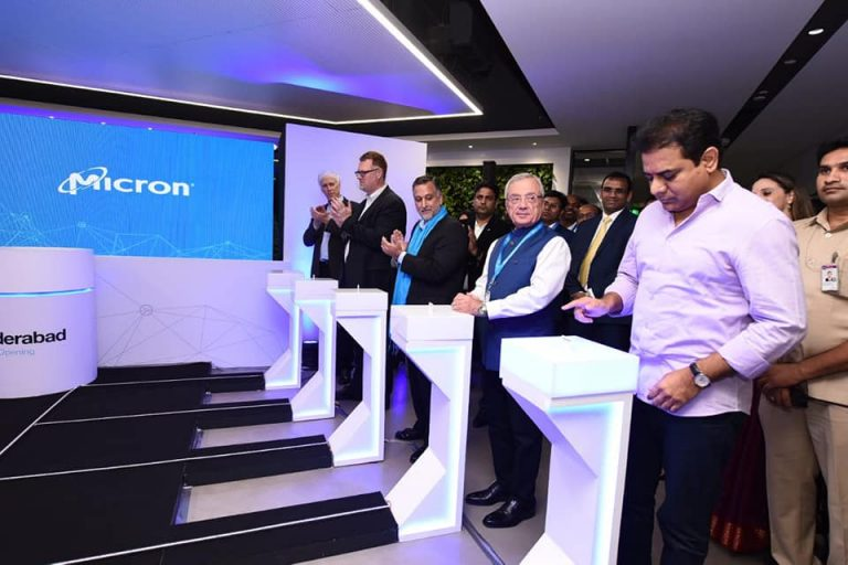 Minister-KT-Rama-Rao-inaugurated-Micron-Development-Centre-in-Hyderabad-04-10-2019