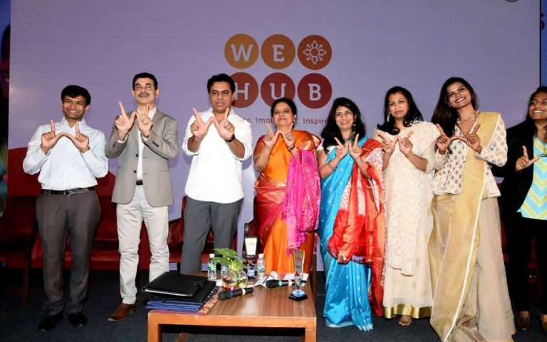 Minister-KTR-launched-WE-HUB-08-03-2018-02